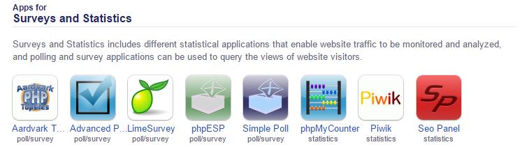 apps surveys